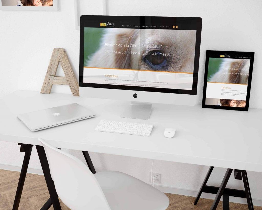 diseño de páginas web económicas realizadas con WordPress