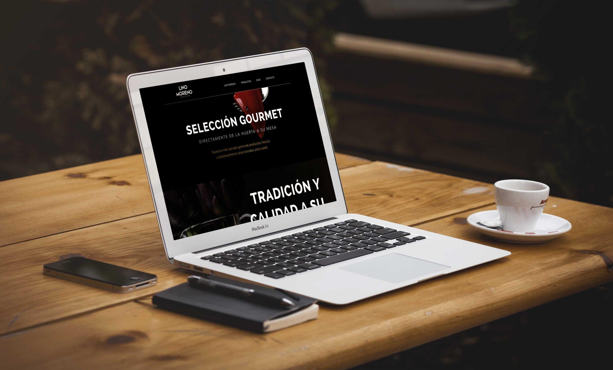 diseño de paginas web con wordpress y woocommerce en vitoria, la factoria grafica en la agencia de publicidad y marketing digital en vitoria