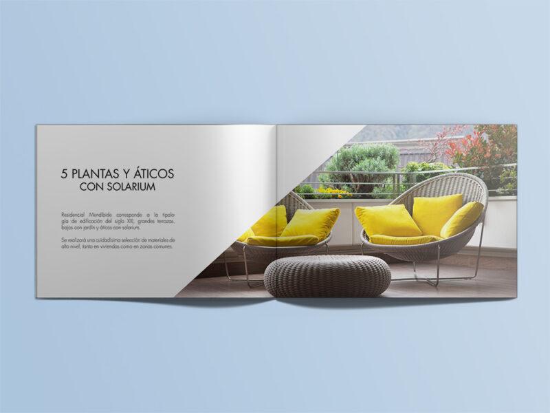 diseño de catalogo en vitoria la factoria grafica
