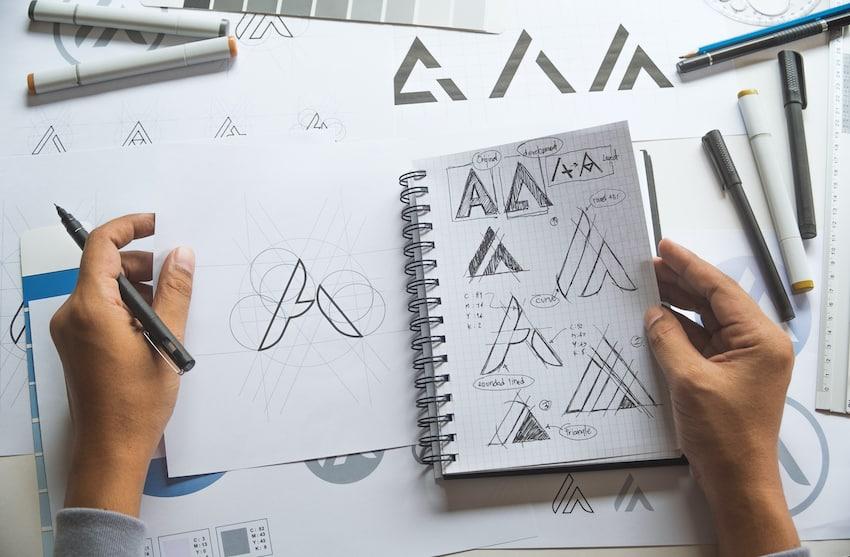 agencia de publicidad diseñadora de logotipos en vitoria la factoria grafica