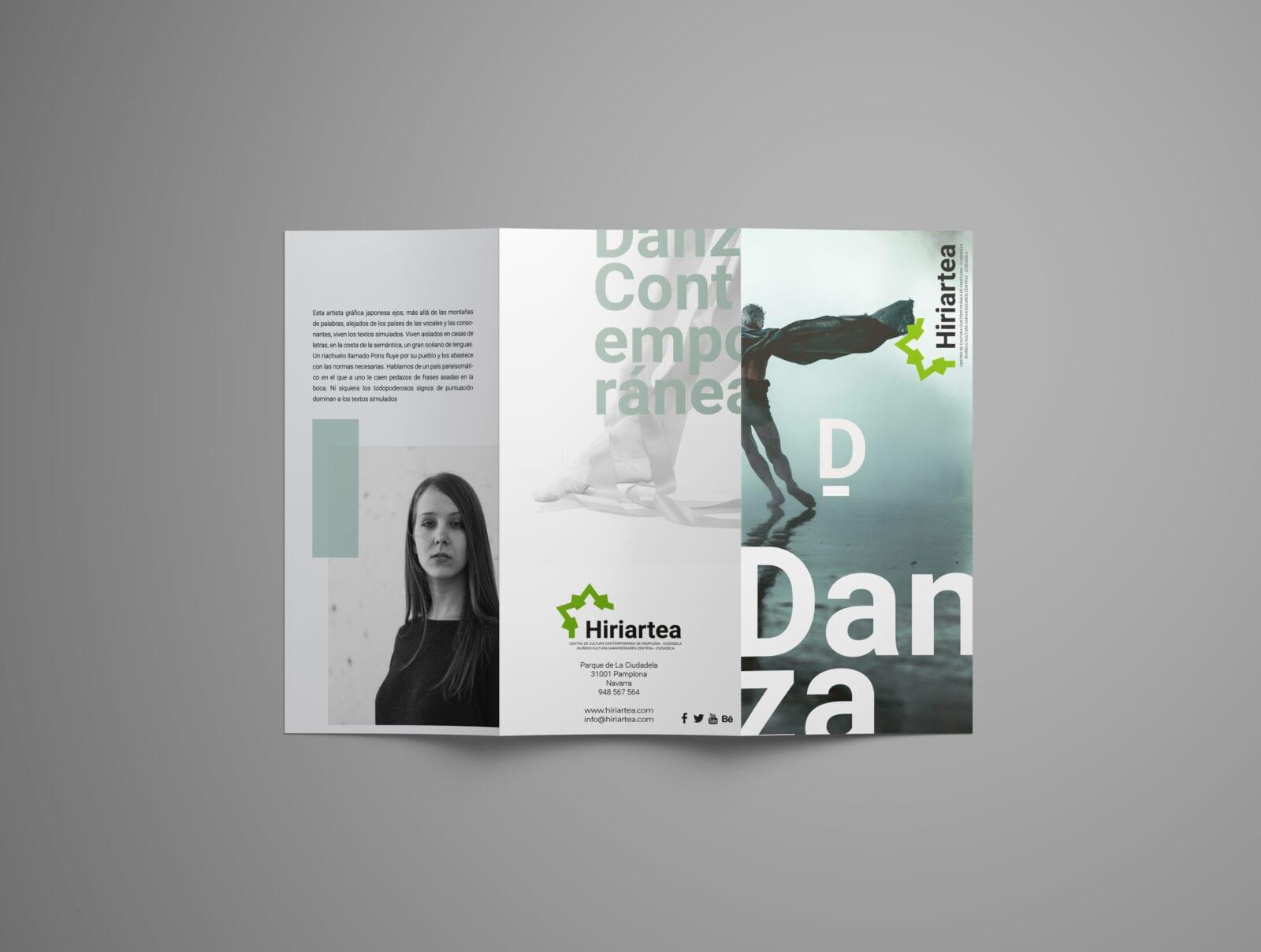 agencia de publicidad diseño de folletos y catalogos en vitoria